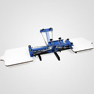 Maxwolf silk screen printing machine