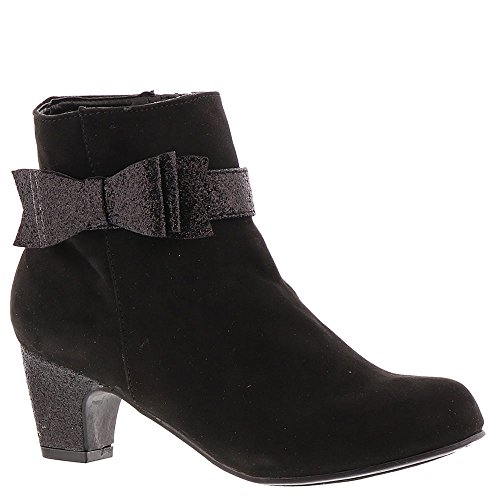 Price comparison product image Nina Girls' Bea Boot, Black Mcsde/Glitter, 1 M US Little Kid