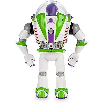 Disney Advanced Talking Buzz Lightyear Action Figure 12