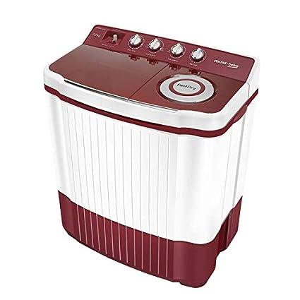 Voltas Beko Semi Automatic Twin Tub Washing Machine Washing Machines & Dryers at amazon