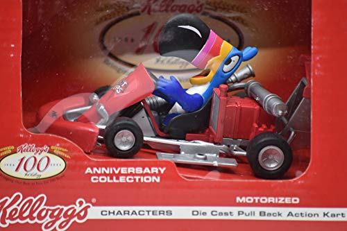 - Kellogg's 100th Anniversary Collection - Die Cast Go Kart - Froot Loops