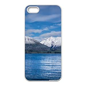 Case For Sam Sung Galaxy S4 Mini Cover Cases Lake Wakatipu Bay, Case For Sam Sung Galaxy S4 Mini Cover Men - [White] Stevebrown5v