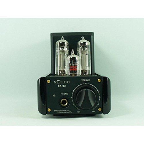 Xduoo TA-03 High Performance USB DAC + Tube AMP/BUF