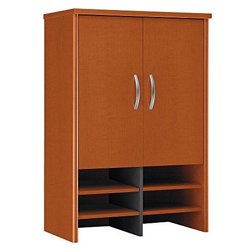 Bush Business Furniture Series C Collection 30W Hutch in Auburn Maple