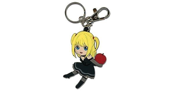 Misa Death Note Chibi Llavero de PVC: Amazon.es: Juguetes y ...