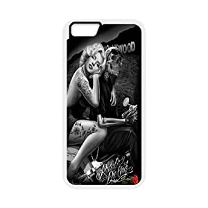 Wholesale Cheap Phone Case For Apple Iphone 5 5S Cases -Marilyn Monroe Pattern-LingYan Store Case 8