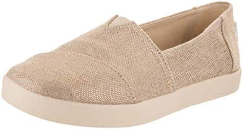 Toms Avalon Womens Slip On Shoes 5 B(M
