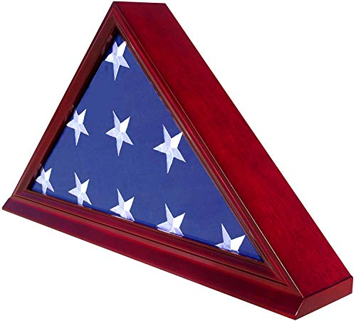 flag display case funeral - 9