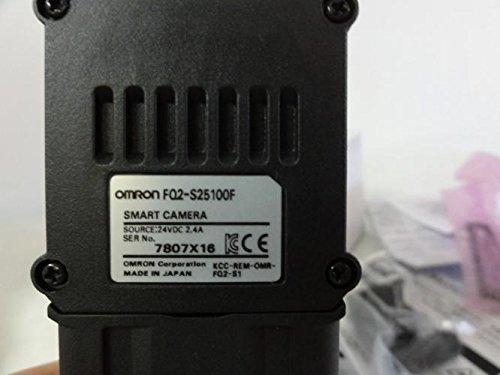 Omron FQ2-S25100F Smart Camera 24VDC 2.4A
