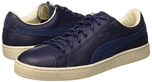 Puma Basket Classic Citi Sneaker, Peacoat 7