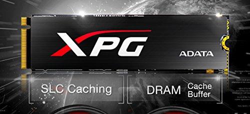 XPG SX8200 240GB 3D NAND NVMe Gen3x4 M.2 2280 Solid State Drive (ASX8200NP-240GT-C) by XPG (Image #4)