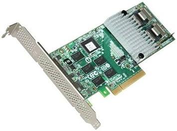 LSI 9211-8i//LSI2008 8Port 6Gbs SASSATA PCI-Express x8 Internal RAID Host Bus Adapter