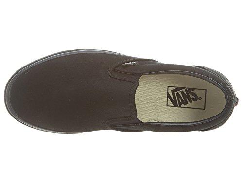 Nero Canvas Unisex Vans Trainers Slip Nero Scarpe on nbsp;Classic ax8qvP