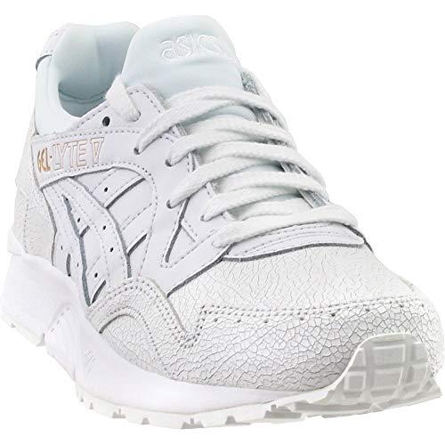 ASICS Tiger Women's Gel-Lyte V White/White 8.5 B US