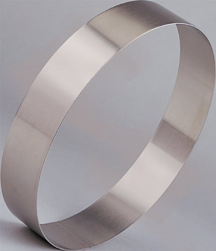 Cake Ring Stainless Steel, 2'' High - 14''