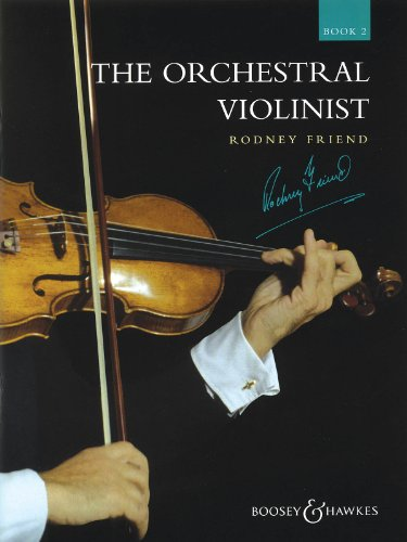 The Orchestral Violinist Vol. 2 ...