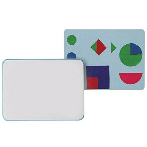 Flipside FLP30050 Flannel/Dry Erase Board, 18