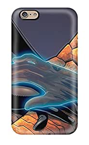 Tpu ZippyDoritEduard Shockproof Scratcheproof Fantastic Four Hard Case Cover For Iphone 6