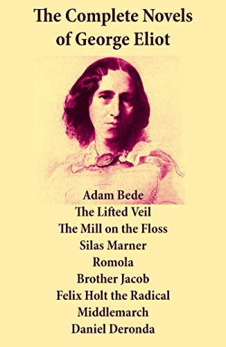 Complete Novels George Eliot Middlemarch ebook product image