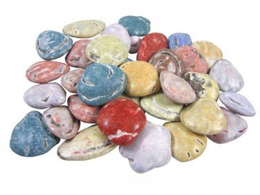 Chocolate Seashells, 3 lb bag by Fiesta (Sea Glass Candy)
