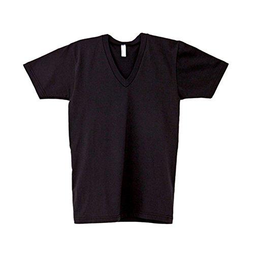 Et Courtes Homme Apparel À V T Rouge En Col shirt Manches American YXqapa