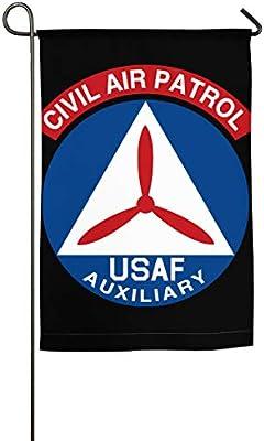 df762a19949 Civil Air Patrol United States Air Force Auxiliary Seasonal Garden Flag  Festive Flags Small Outdoor Flags