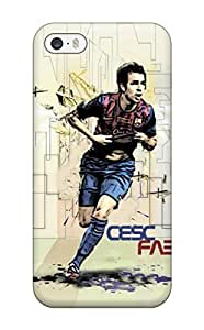 Cute High Quality Iphone 5/5s Cesc Fabregas Case by Maris's Diary