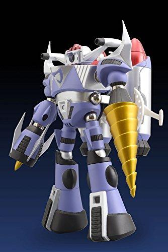 Evolution Toy Dynamite Action No. 2 Robot Girls Z Space Barattack Version Figure