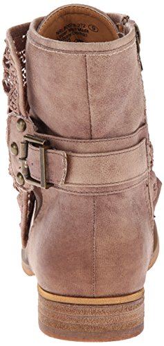 Boot Beige Crunchy Crunchiness Crunch Not Combat amp; Rated Women's 7wcqCa