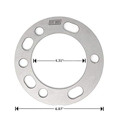 White Knight 603-2 Aluminum Alloy 5&6 x 5.5