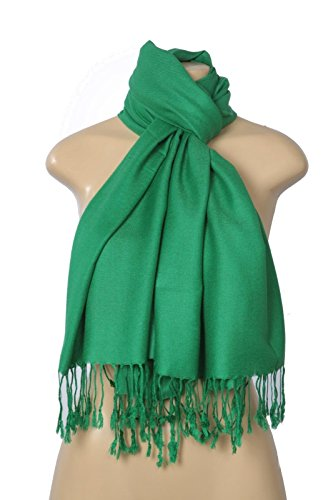 Elegant Pashmina Blend Scarf Shawl product image