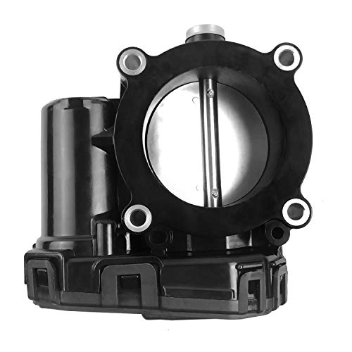 biosp 04861661AA 04861661AB Compatible Fit Chrysler Pacifica Dodge Dakota Durango Nitro Ram Jeep Commander Grand Cherokee Liberty Wrangler Throttle Body Actuator Assembly Fuel Injection