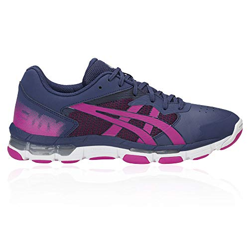 ASICS Womens Netburner Academy 8 Cushioned Supportive Netball Shoes