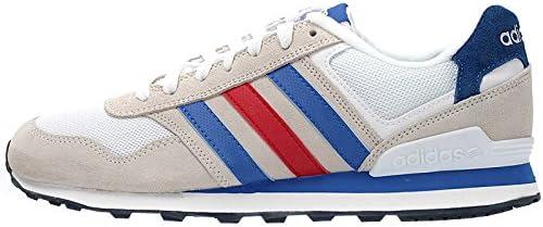 adidas Neo 10K Herren Retro Schuhe EU 44 23 UK 10: Amazon