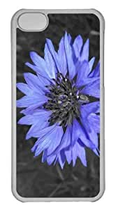 Customized iphone 5C PC Transparent Case - The Springs Effect Personalized Cover