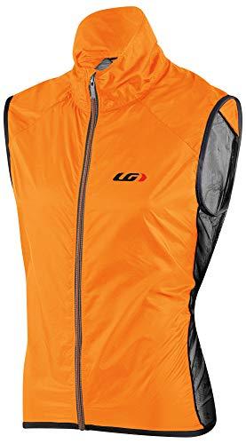Louis Garneau - Men's Speedzone X-Lite Bike Vest, Orange Fluorescent, - Men Vest Cycling