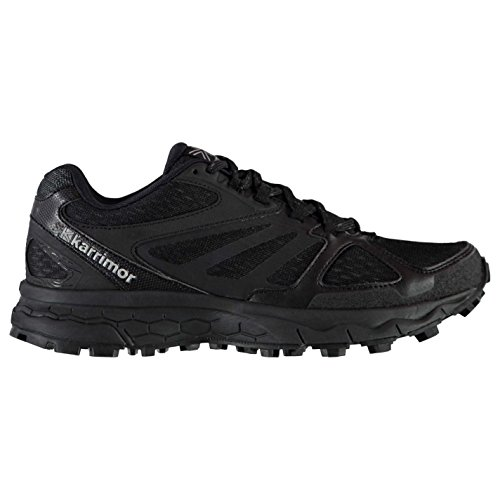 Trail Shoes Karrimor Tempo Womens 5 Black Running wXUtXq