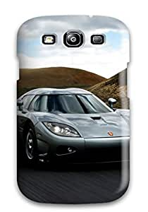 Ideal Mary David Proctor Case Cover For Galaxy S3(koenigsegg Ccx 2), Protective Stylish Case