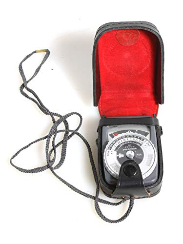 GOSSEN SUPER PILOT CDS LIGHT METER WITH ()
