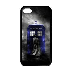 Doctor Who TARDIS Dark Night Case for iPhone 5 5s case Kimberly Kurzendoerfer