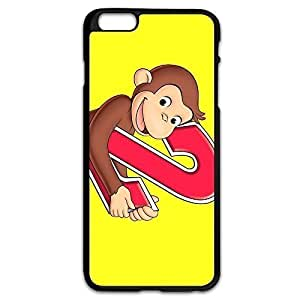 Curious George Scratch Case Cover For Apple Iphone 6 4.7 Inch - Occation Shell