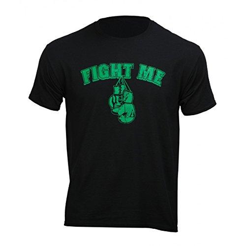 Title Boxing Fight Me Tee, Black, X-Large