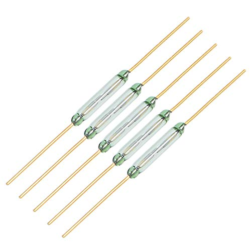 INVENTO 10Pcs Digital Magnetic Reed Switch Sensor SPST 2 Pins NO for DIY Price & Reviews