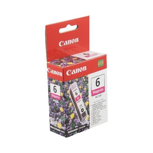 CANON magenta ink tank (#bci-6m)