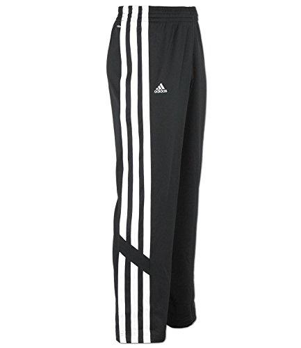 c7151e4613f31c adidas Performance E Kit 2.0 Snap Hose Herren Jogginghose Sporthose Schwarz  W65587  Amazon.de  Sport   Freizeit