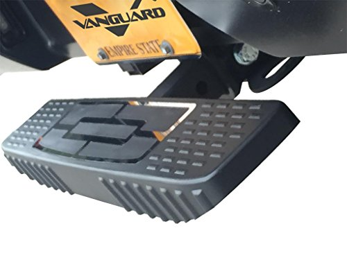"VANGUARD Hitch Step For 2"" Receiver B/K"