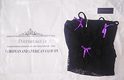 Eternatastic Women's Lace Lingerie Set Babydoll Underwear Plus Size