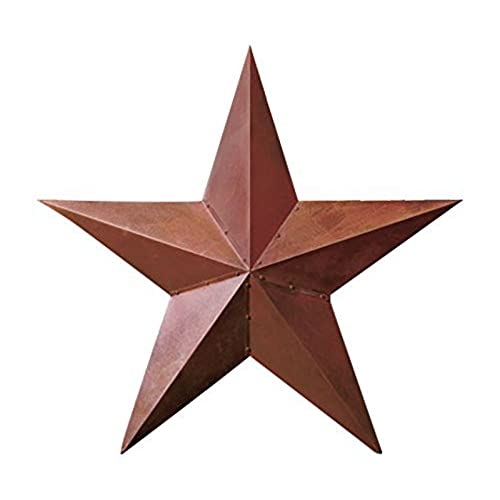 Outdoor wall decor star