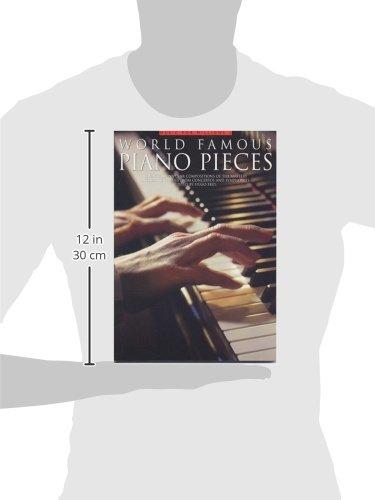 World Famous Piano Pieces: Amazon co uk: Hugo Frey