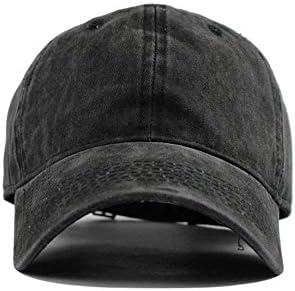 US Navy Instrumentman IM Adjustable Denim Hat Adult Vintage Baseball Cap